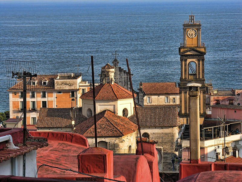 Costiera Amalfitana, Italy Amalfi Küste | Nostalgic Oldtimerreisen