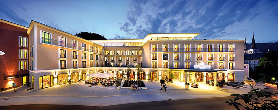 Berchtesgaden Hotel Edelweiss | Nostalgic Oldtimerreisen