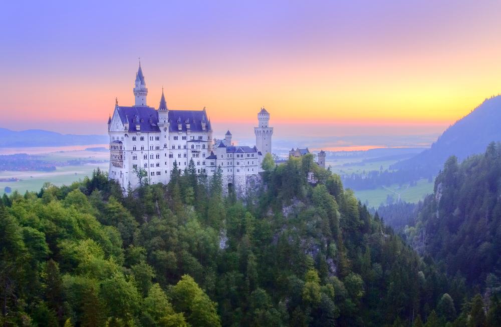 Schloss Neuschwanstein | Nostalgic Oldtimerreisen