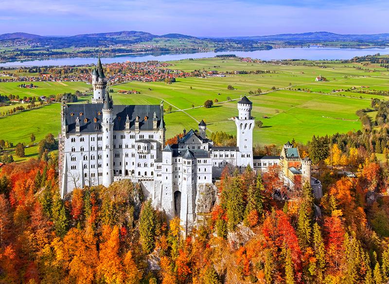 Schloss Neuschwanstein |Nostalgic Oldtimerreisen