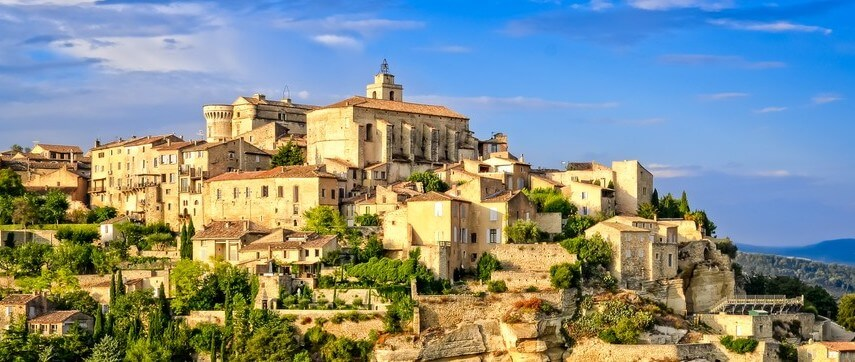 Gordes Provence | Nostalgic Oldtimerreisen