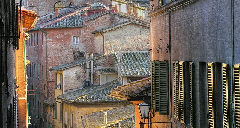 Siena Toskana tuscany | Nostalgic Oldtimerreisen