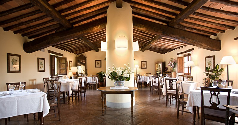 Hotel Vescine Toskana tuscany | Nostalgic Oldtimerreisen