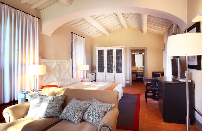 Borgo Scopeto Relais Hotel Toskana | Nostalgic Oldtimerreisen