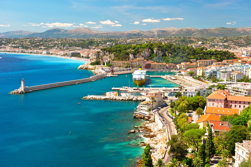 Cannes cote d azur | Nostalgic Oldtimerreisen